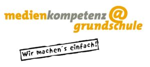 Logo Medienkompetenz Grundschule